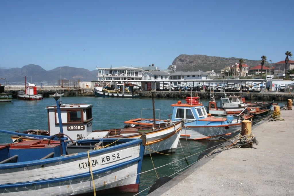 Hafen von Kalkbay